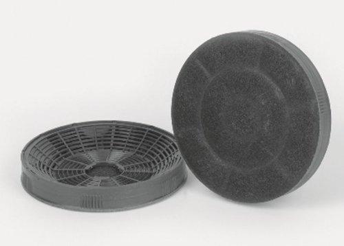 Silverline af 100 1 paar aktivkohlefilter zubehör dunstabzugshaube