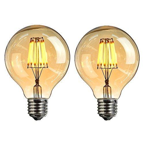 vintage led edison gl hbirne elfeland e27 6w antike led filament lampe dekorative gl hbirne. Black Bedroom Furniture Sets. Home Design Ideas