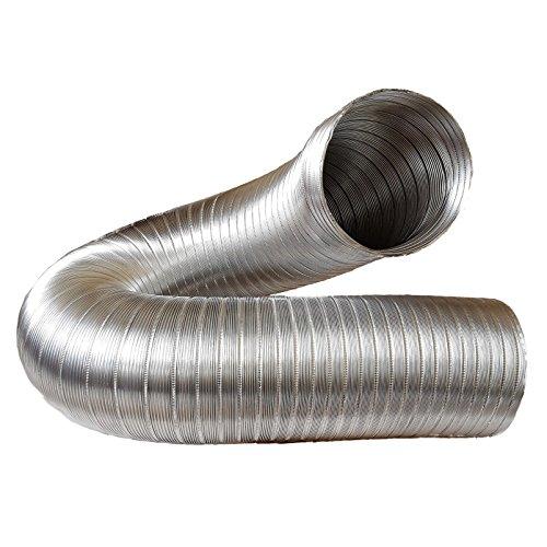 Flexibler Abluftschlauch 3 Meter 100 mm PVC Schlauch
